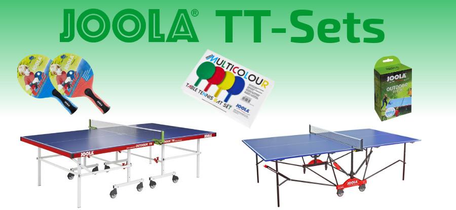 Tischtennisplatten Sets