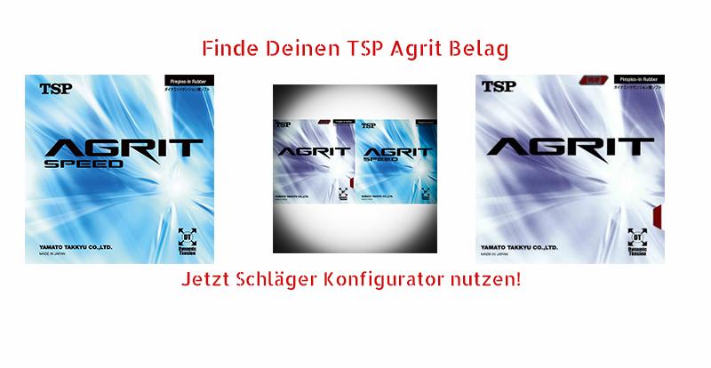 TSP Agrit Beläge