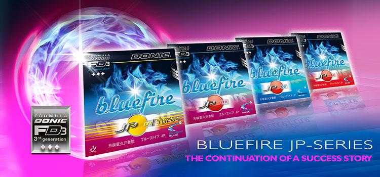 Donic Bluefire JP Beläge
