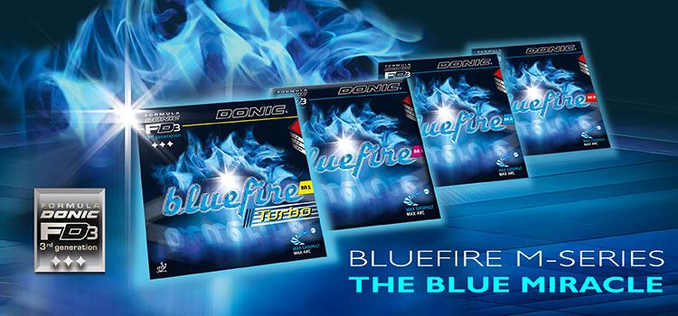 Donic Bluefire Beläge