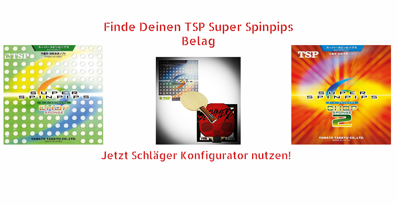 TSP Super Spinpips Serie