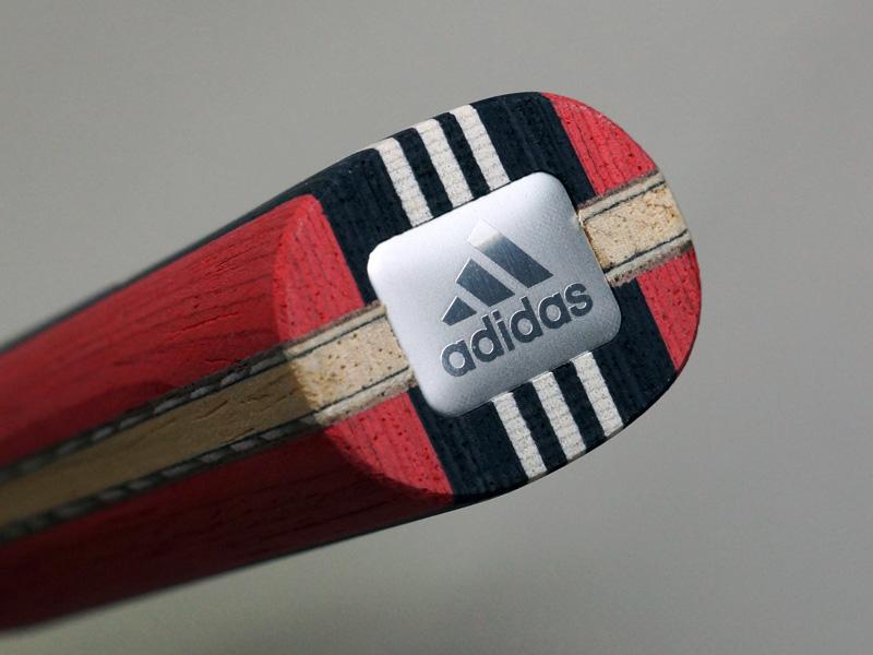 Adidas Avenger Carbon - Tischtennis Holz