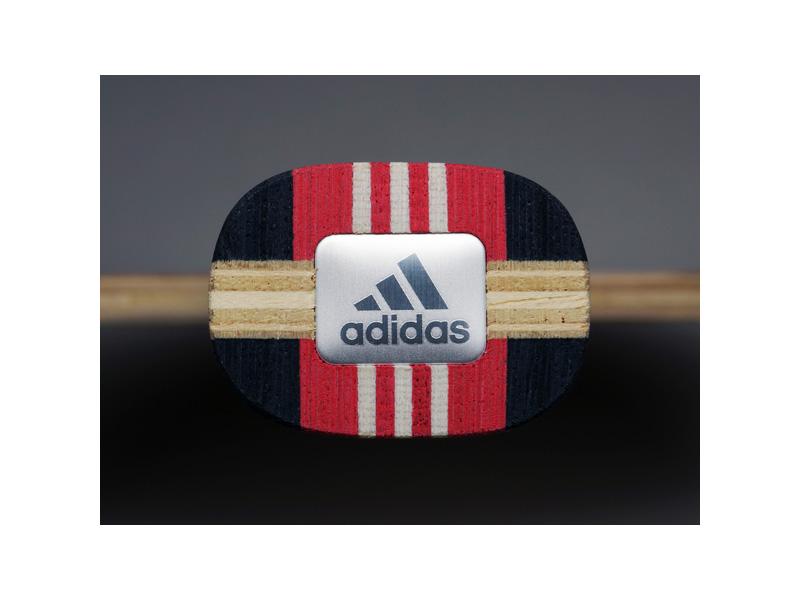 Adidas Challenge Speed - Tischtennis Holz