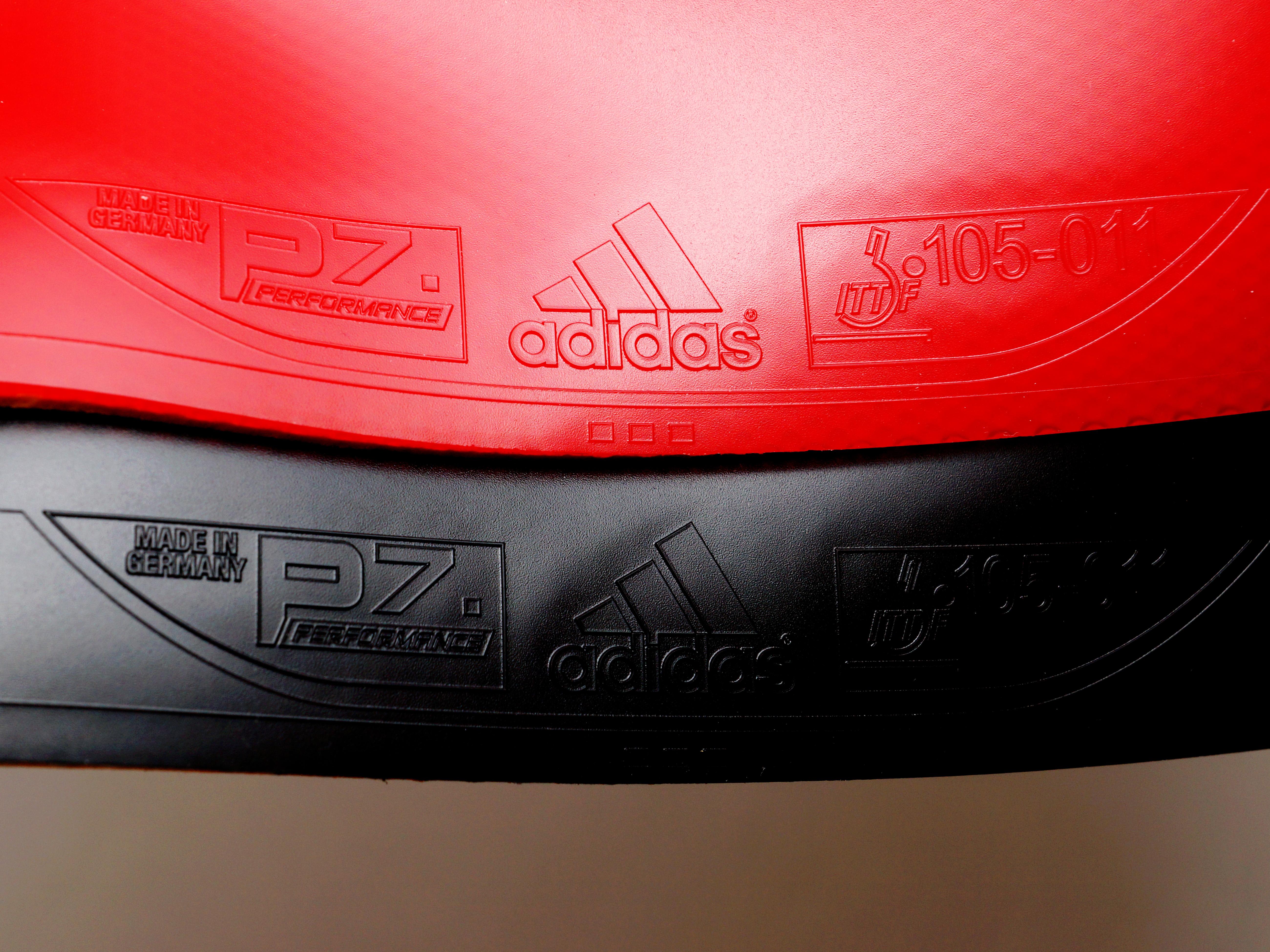 Adidas P7 Performence - Tischtennis Belag