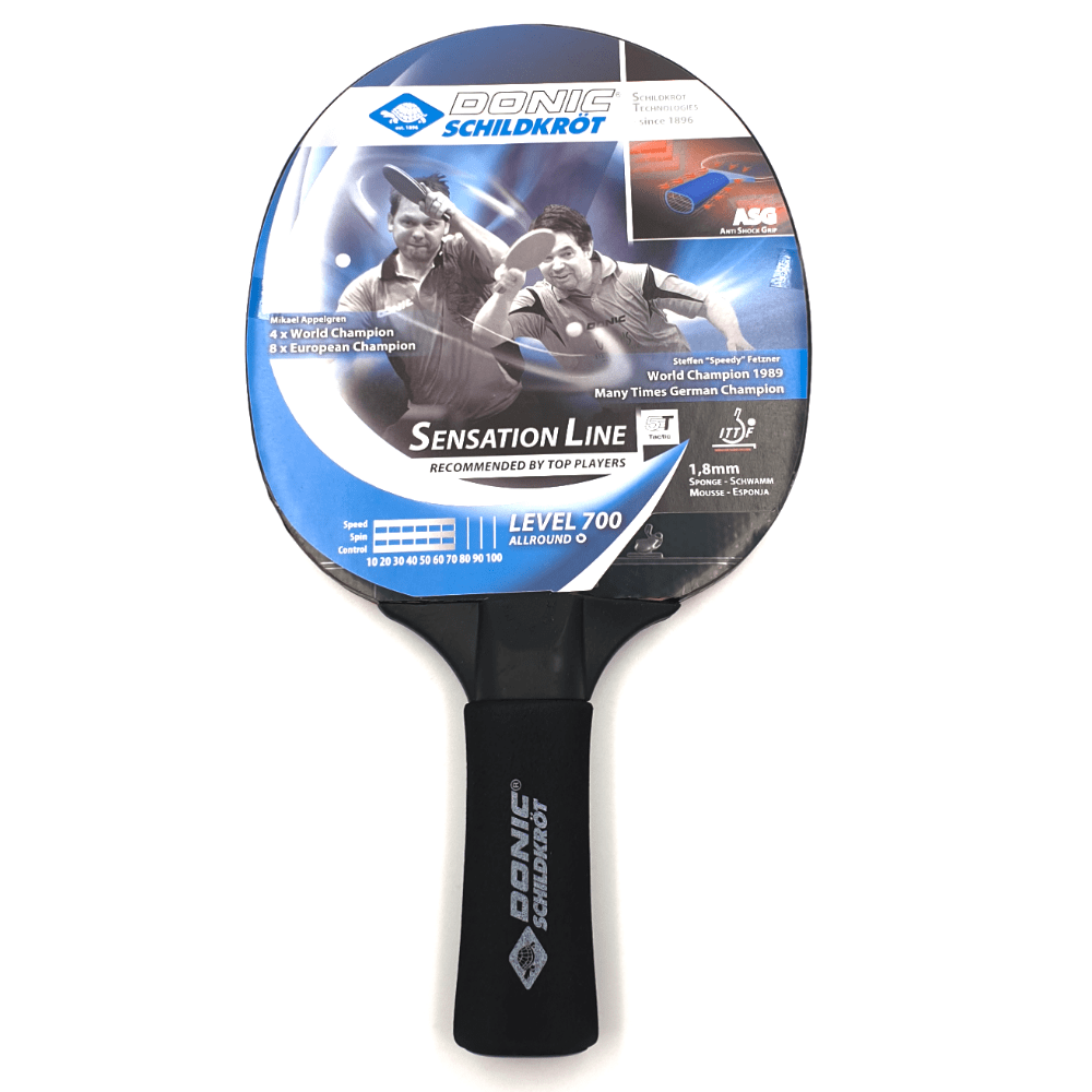 Donic-Schildkröt Tischtennisschläger Sensation Line 700Tischtennis TT
