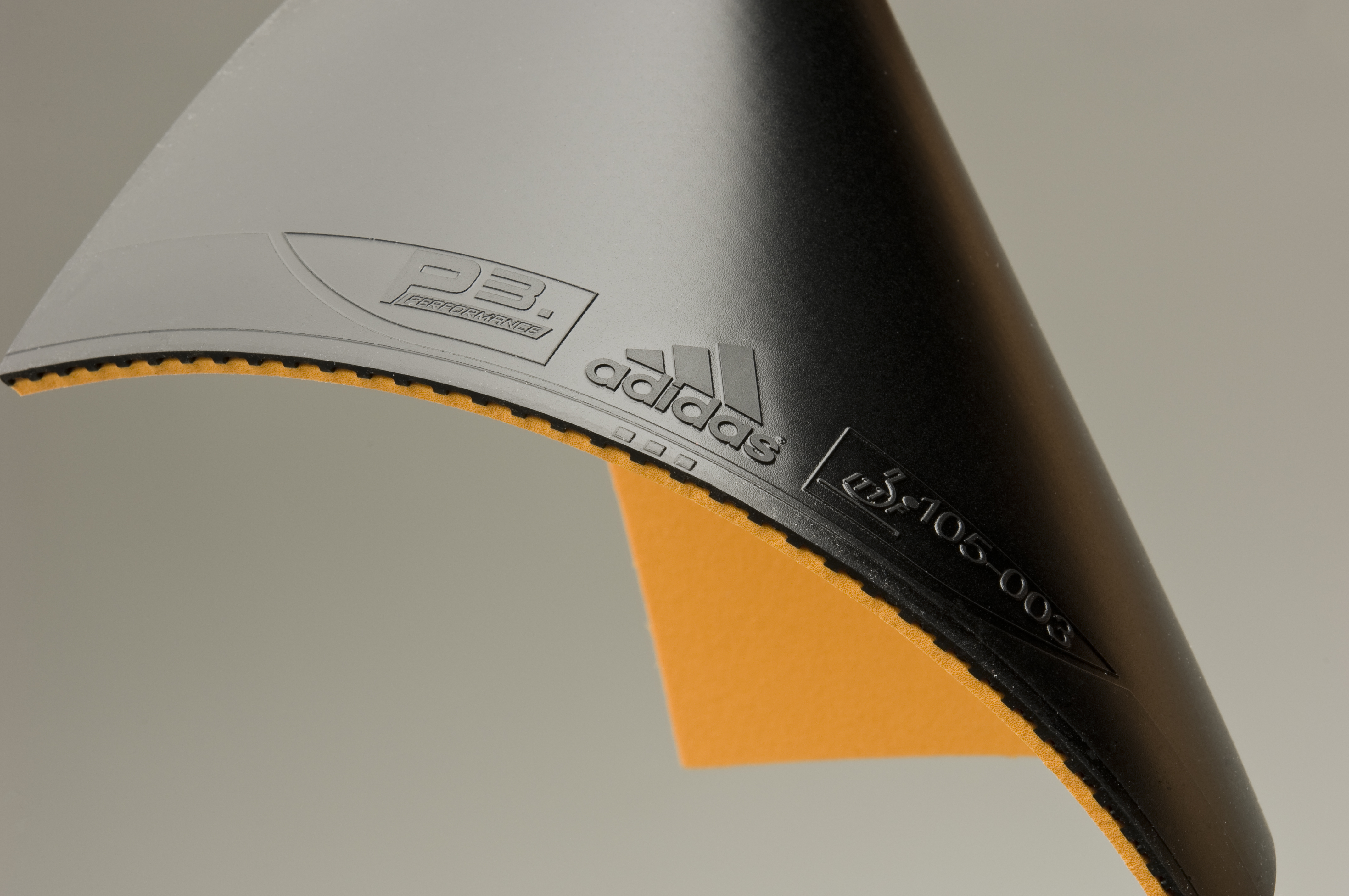 Adidas P3 Performence - Tischtennis Belag