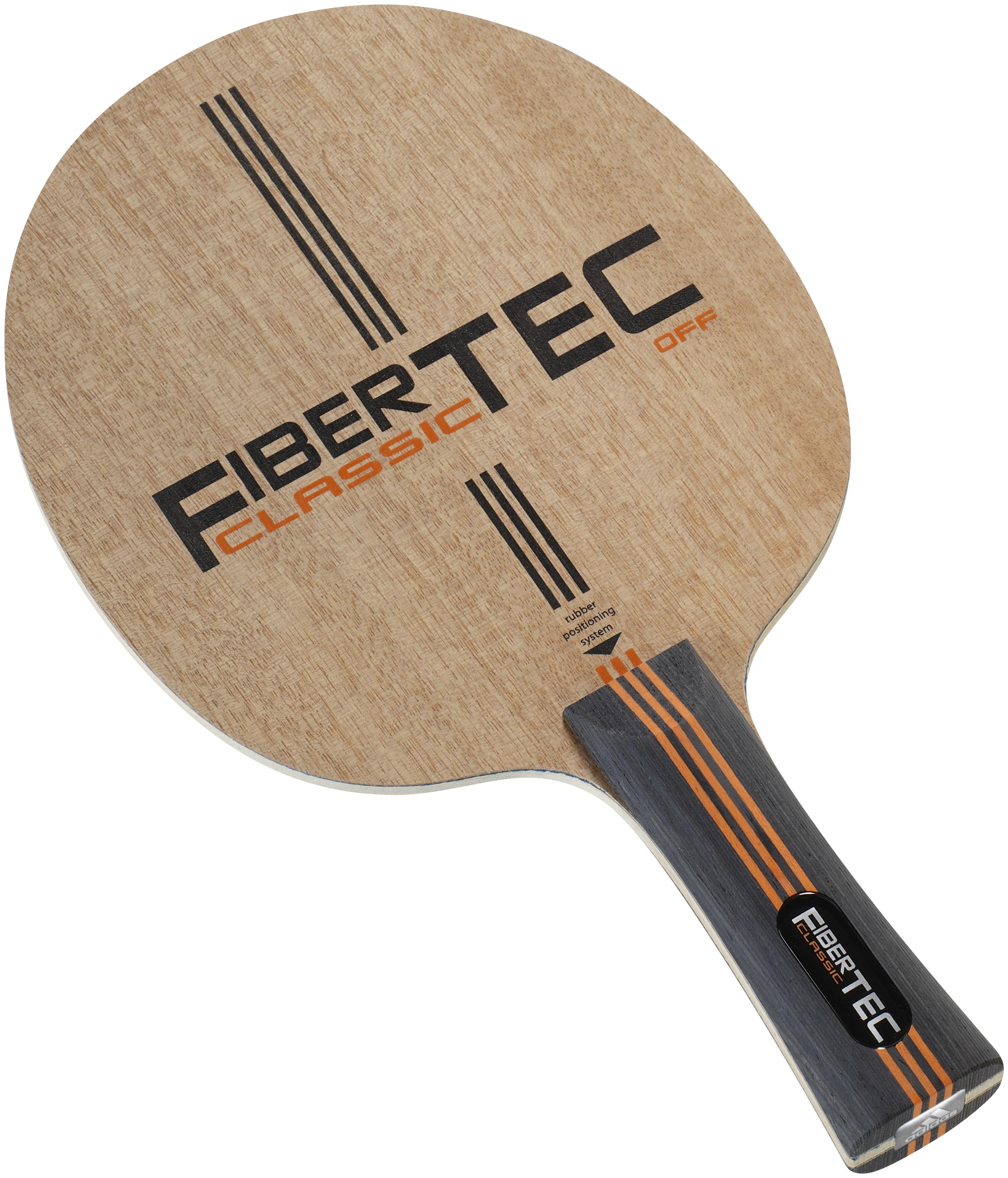 Adidas Fibertec Classic - Tischtennis Holz